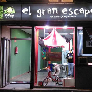 E-Exit in Madrid